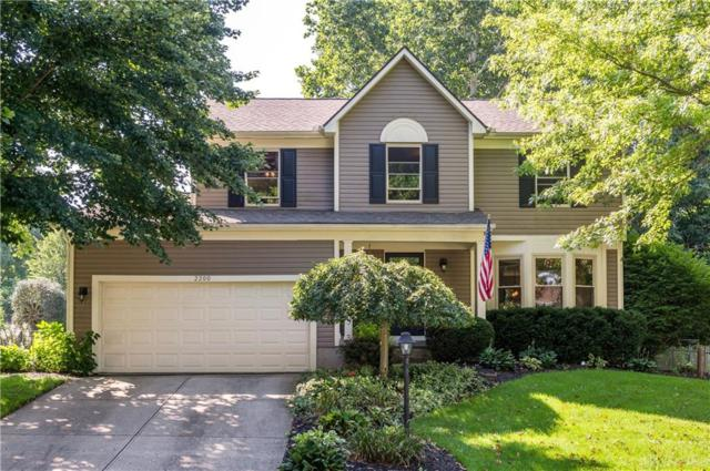 2200 Ivy Crest Drive, Bellbrook, OH 45305 (MLS #772994) :: The Gene Group