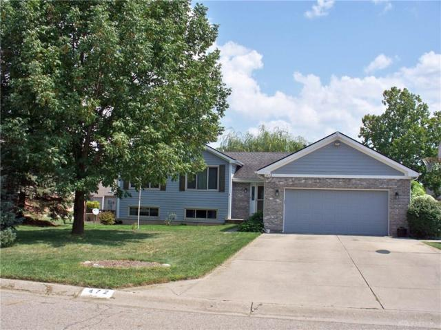 472 Lindell Drive, Germantown, OH 45327 (MLS #773164) :: Denise Swick and Company