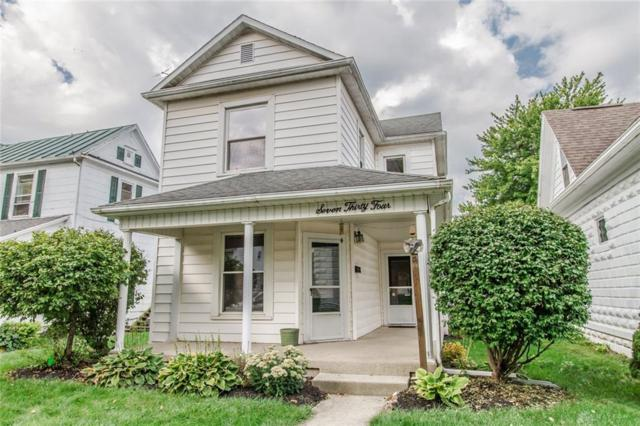 734 Central Avenue, Greenville, OH 45331 (MLS #773900) :: Denise Swick and Company
