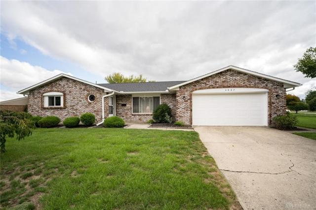 4007 Loop Drive, Englewood, OH 45322 (MLS #774156) :: Denise Swick and Company