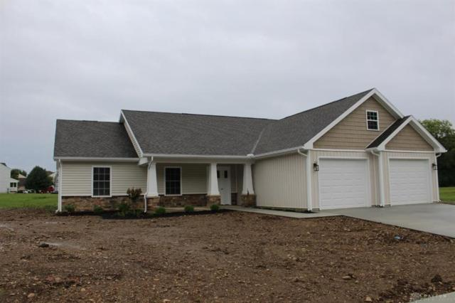 605 Colony Trail, New Carlisle, OH 45344 (MLS #774205) :: The Gene Group