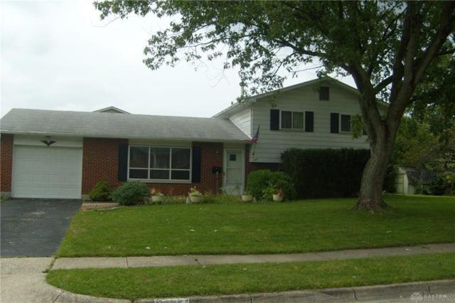 558 Goldleaf Avenue, Vandalia, OH 45377 (MLS #774335) :: The Gene Group