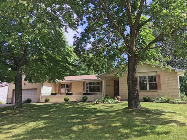 1905 Langview Drive, Fairborn, OH 45324 (MLS #774375) :: The Gene Group