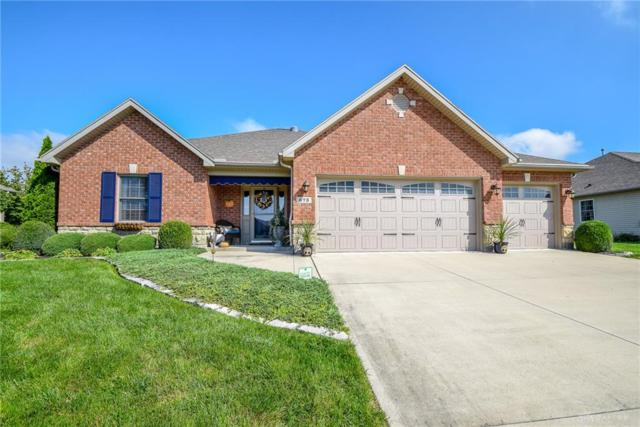 673 Loxley Lane, Troy, OH 45373 (MLS #774485) :: The Gene Group