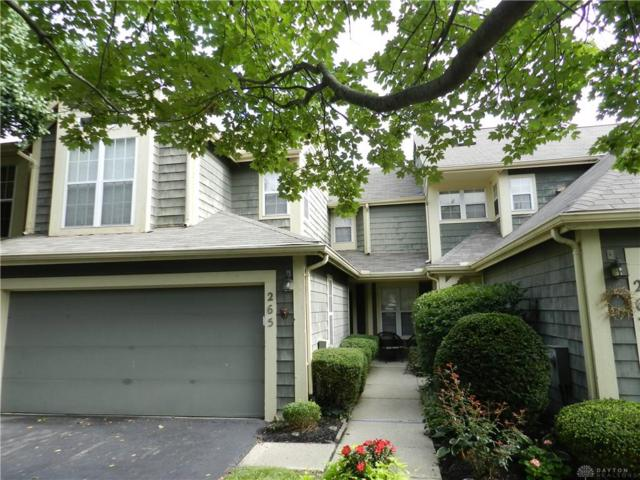 265 Queens Crossing, Washington TWP, OH 45458 (MLS #774510) :: The Gene Group