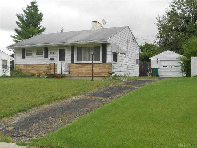 2798 Prentice Drive, Kettering, OH 45420 (MLS #774538) :: The Gene Group