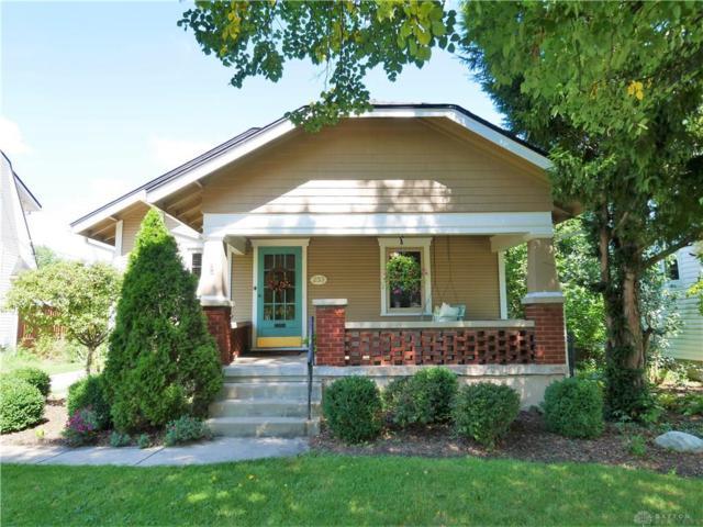 233 Hadley Avenue, Oakwood, OH 45419 (MLS #774608) :: Denise Swick and Company