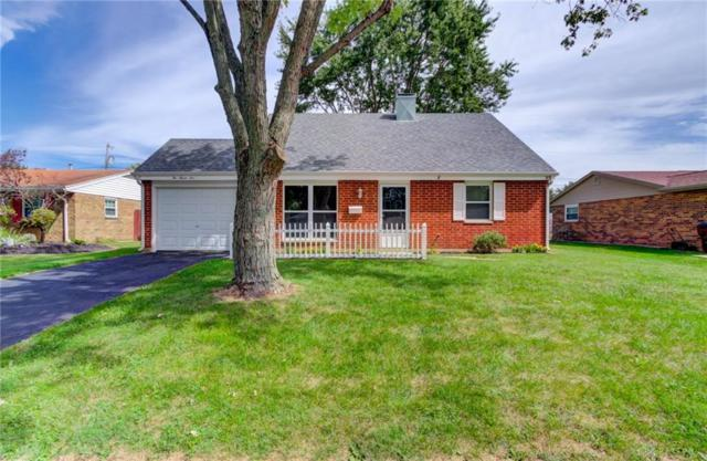 275 Kansas Drive, Xenia, OH 45385 (MLS #774631) :: The Gene Group