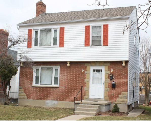 2354 Emerson Avenue, Dayton, OH 45406 (MLS #774648) :: The Gene Group