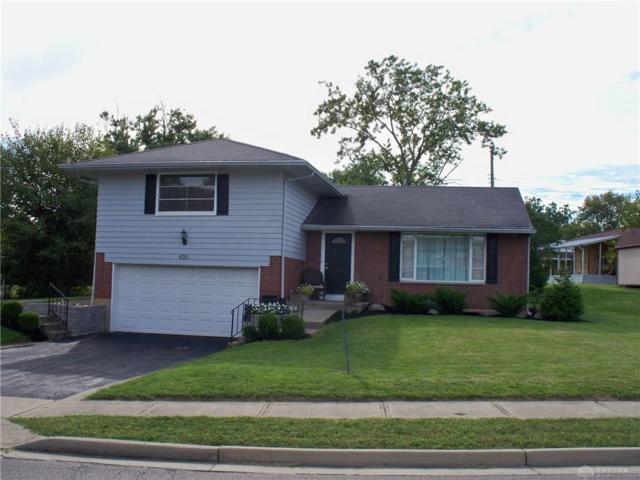 620 Kenbrook Drive, Vandalia, OH 45377 (MLS #774691) :: The Gene Group