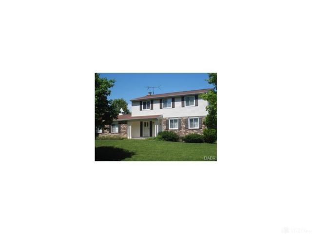 6015 Gander Rd E, Huber Heights, OH 45424 (MLS #774722) :: The Gene Group