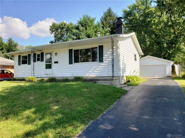 475 Marshall Drive, Xenia, OH 45385 (MLS #774809) :: The Gene Group