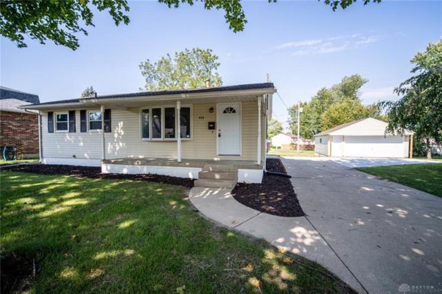 414 Marshall Drive, Xenia, OH 45385 (MLS #775198) :: Denise Swick and Company