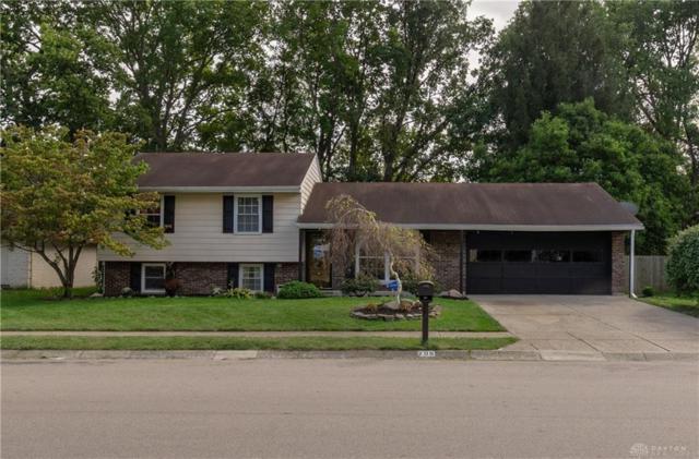 205 Whispering Pines Street, Springboro, OH 45066 (MLS #775345) :: Denise Swick and Company