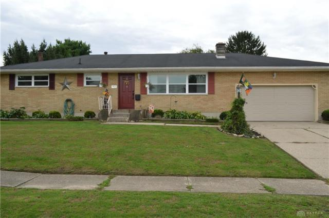 1933 Montego Drive, Springfield, OH 45503 (MLS #775490) :: Denise Swick and Company