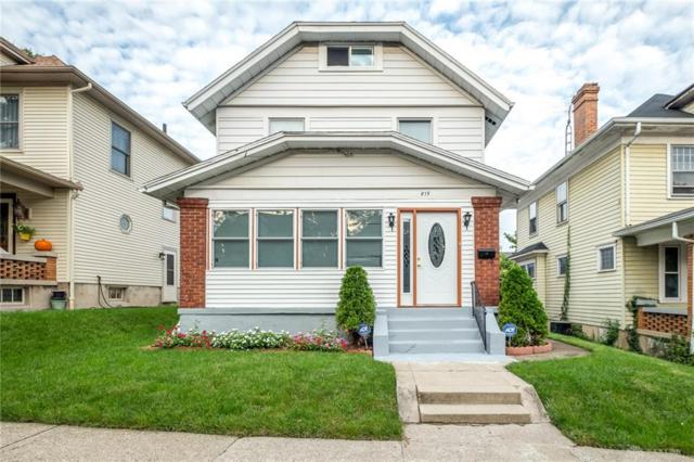 819 Hodapp Avenue, Dayton, OH 45410 (MLS #775796) :: Jon Pemberton & Associates with Keller Williams Advantage