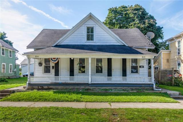812 Franklin Street, Troy, OH 45373 (MLS #777047) :: Denise Swick and Company