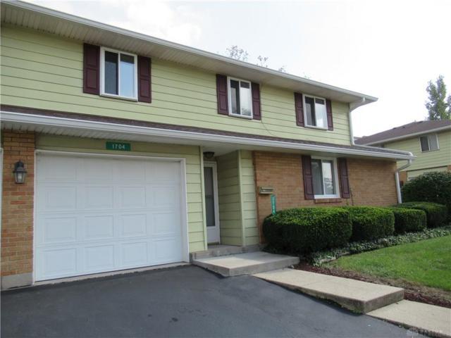1704 Mars Hill Drive, Dayton, OH 45449 (MLS #777199) :: The Gene Group