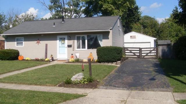 859 Donora Drive, Vandalia, OH 45377 (MLS #777729) :: Denise Swick and Company