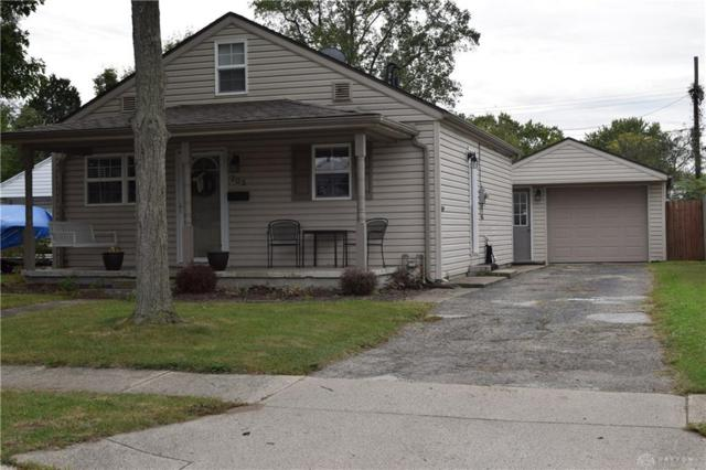203 Circle Drive, Dayton, OH 45449 (MLS #778173) :: The Gene Group