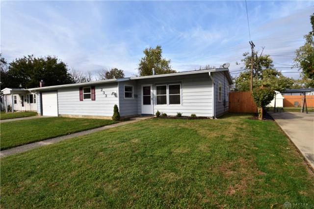 233 Prentice Drive, New Carlisle, OH 45344 (MLS #778519) :: Denise Swick and Company