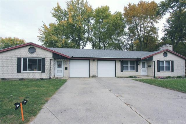 408-412 Lyle, West Milton, OH 45383 (MLS #778861) :: Denise Swick and Company