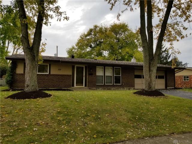 1011 Derringer Drive, Englewood, OH 45322 (MLS #778902) :: The Gene Group