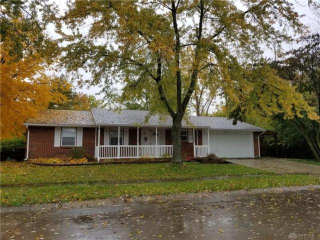 7201 Howland Place, Huber Heights, OH 45424 (MLS #778963) :: Denise Swick and Company