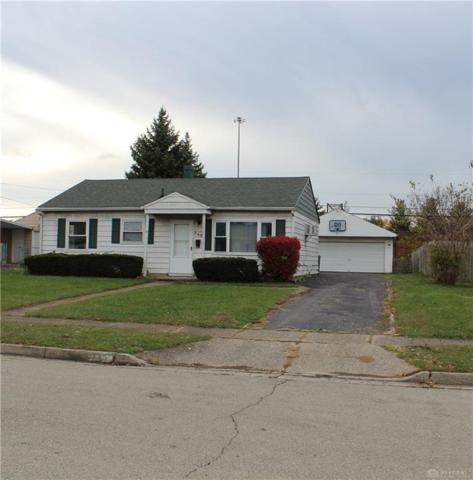 145 Westhafer Road, Vandalia, OH 45377 (MLS #779253) :: Denise Swick and Company
