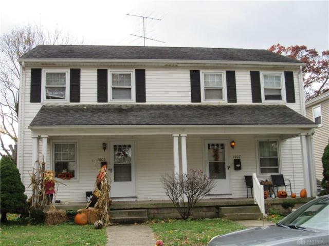 1605-1607 Overlook Drive, Springfield, OH 45504 (MLS #779319) :: Denise Swick and Company