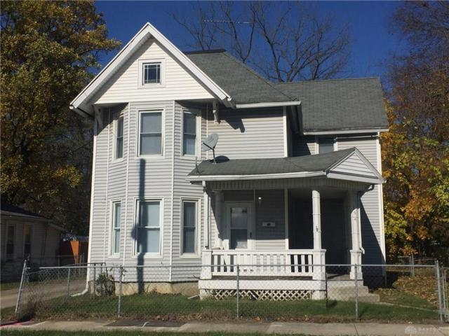 124 Liberty Street, Springfield, OH 45506 (MLS #779396) :: The Gene Group