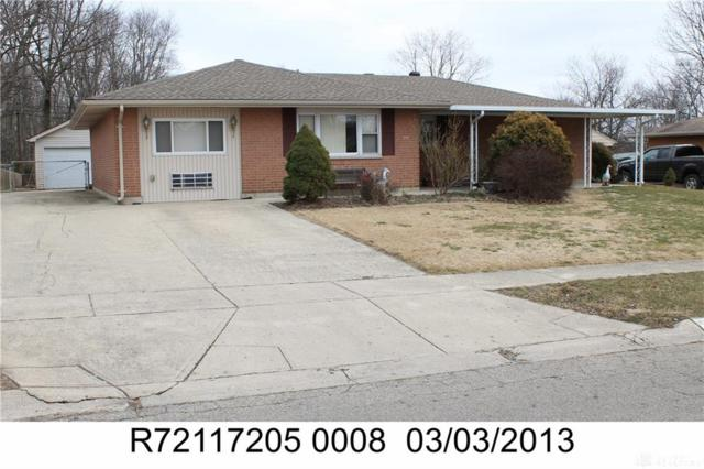 5914 Woodville Drive, Dayton, OH 45414 (MLS #779443) :: The Gene Group