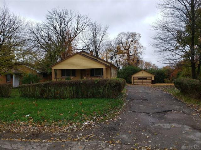 2417 Hancock Avenue, Dayton, OH 45406 (MLS #779464) :: The Gene Group