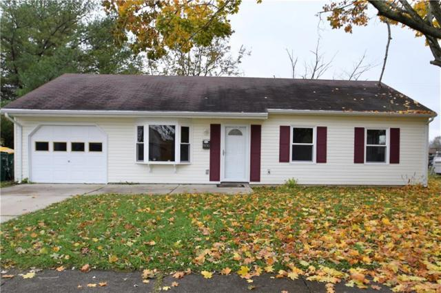 806 Bayberry Drive, New Carlisle, OH 45344 (MLS #779541) :: The Gene Group