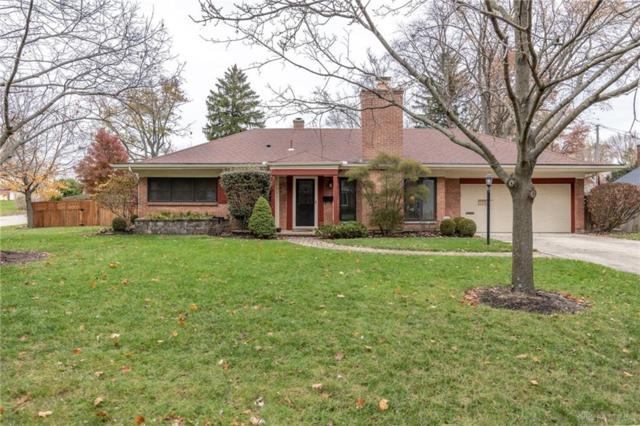 119 Westhaven Drive, Kettering, OH 45429 (MLS #779761) :: The Gene Group