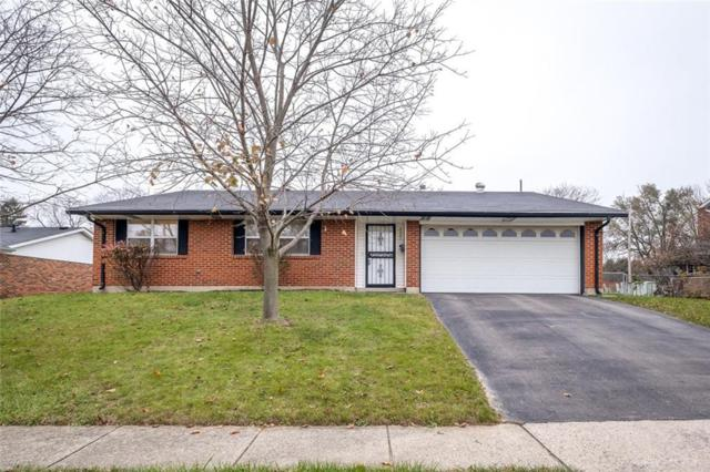 5981 Clearlake Drive, Huber Heights, OH 45424 (MLS #779783) :: The Gene Group