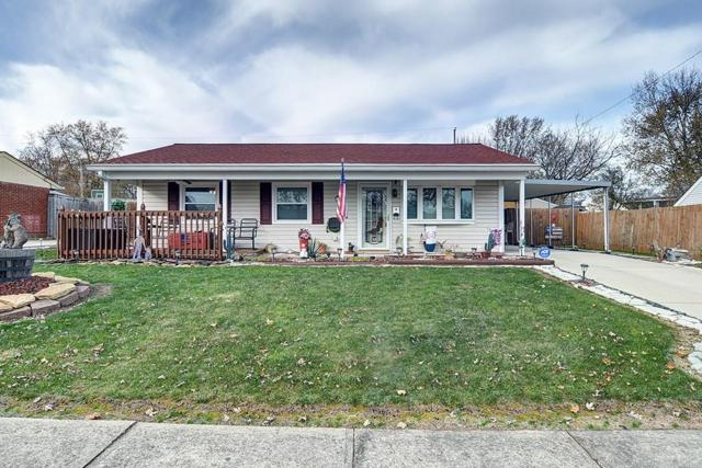 123 Mccraw Drive, Englewood, OH 45322 (MLS #779823) :: The Gene Group