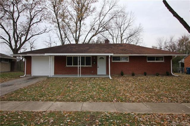 4746 Rittenhouse Drive, Huber Heights, OH 45424 (MLS #779897) :: The Gene Group