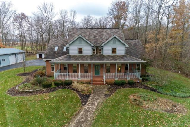 1045 Spring Valley Paintersville Road, Spring Valley Twp, OH 45370 (MLS #780175) :: Denise Swick and Company