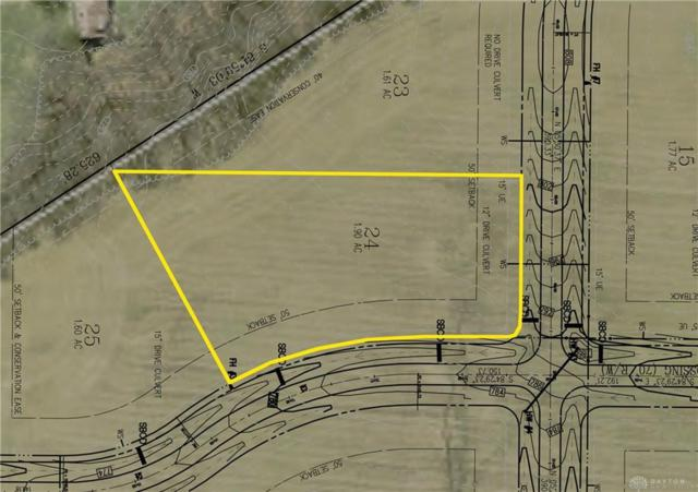 Lot #24 Hunter's Crossing, Lebanon, OH 45036 (MLS #780400) :: Denise Swick and Company