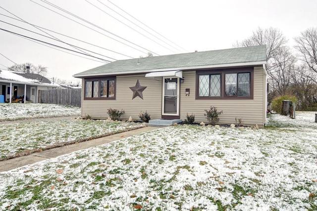 2714 Lexington Avenue, Springfield, OH 45505 (MLS #780542) :: Denise Swick and Company