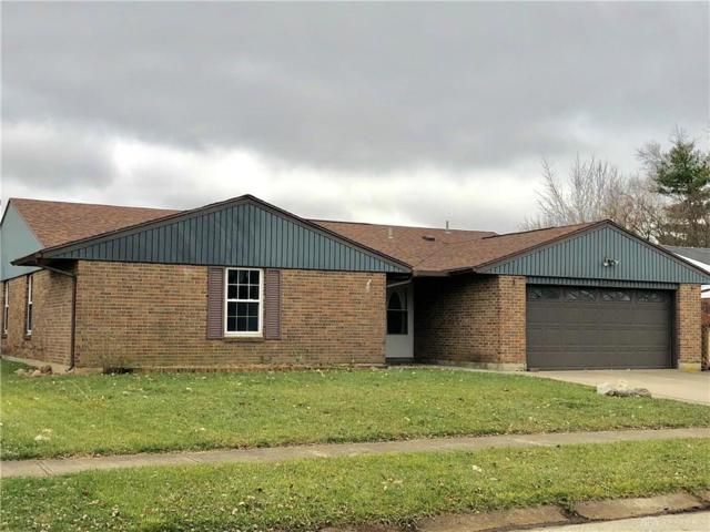 5438 Woodgate Drive, Dayton, OH 45424 (MLS #780713) :: The Gene Group