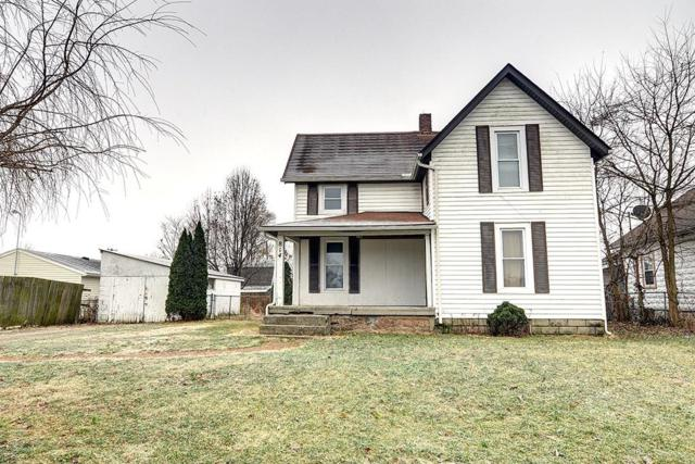 814 Park Avenue, Franklin, OH 45005 (MLS #781059) :: Denise Swick and Company