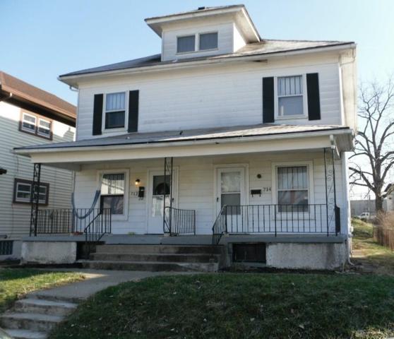 712-714 Kolping Avenue, Dayton, OH 45410 (MLS #781106) :: The Gene Group