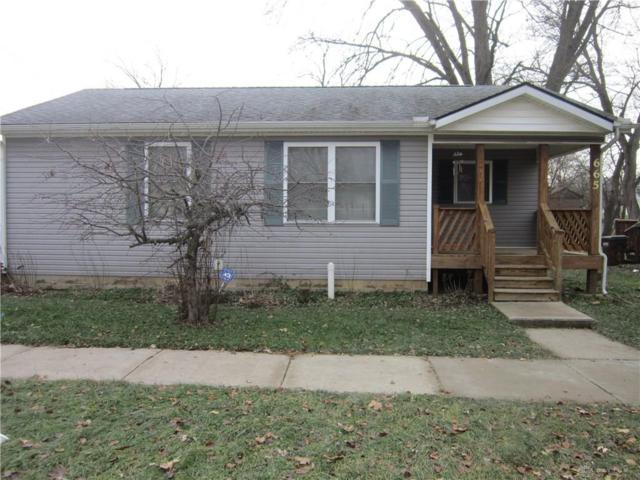 665 Main Street, Xenia, OH 45385 (MLS #781273) :: Denise Swick and Company