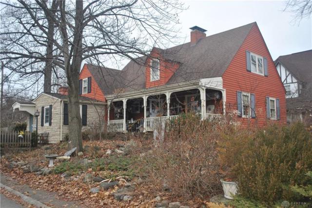 1753 Walnut Terrace, Springfield, OH 45504 (MLS #781311) :: The Gene Group