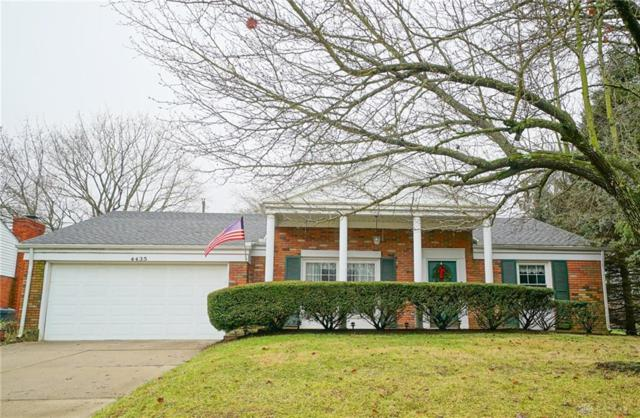 4435 Bellemeade Drive, Bellbrook, OH 45305 (MLS #781502) :: The Gene Group