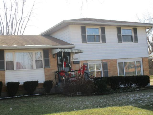 4820 Coulson Drive, Dayton, OH 45417 (MLS #781874) :: The Gene Group