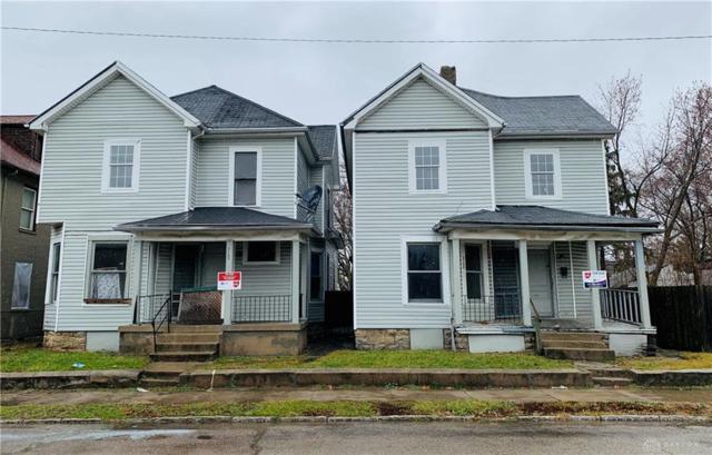 2105 4th Street, Dayton, OH 45403 (MLS #781981) :: The Gene Group