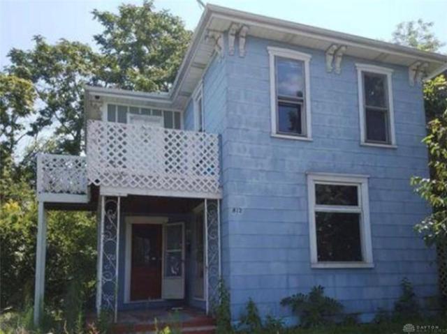 812 East Street, Springfield, OH 45505 (MLS #781995) :: Denise Swick and Company